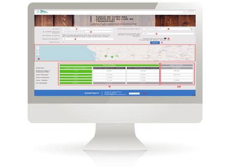 simulateur Palbank